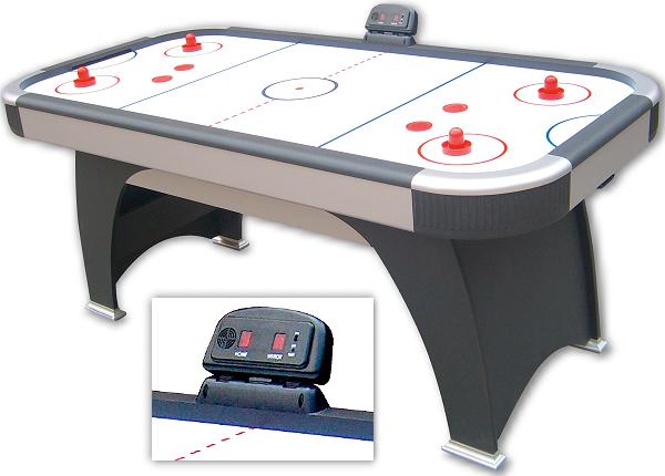 Bandito Airhockey Tisch Toronto Airhockeytisch 7 ft Speedhockey